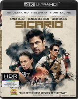 Sicario 2014 Multi 2160p 4K UHD Bluray HEVC10 SDR Dolby Atmos 7.1