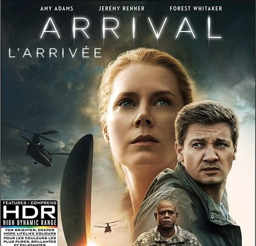 Arrival 2016 2160p 4K ULTRA HD Bluray HEVC Multi DTSHD 7.1