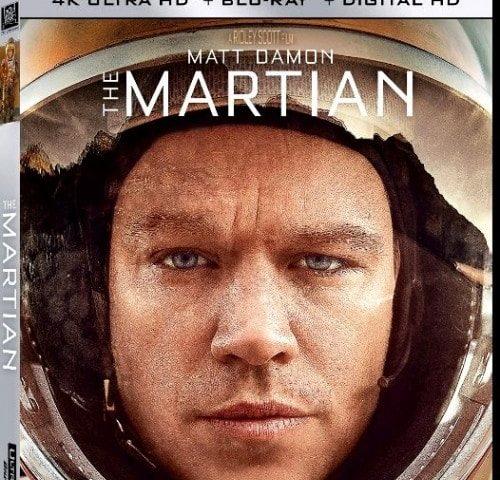 The Martian 2015 4K ULTRAHD [ENG]
