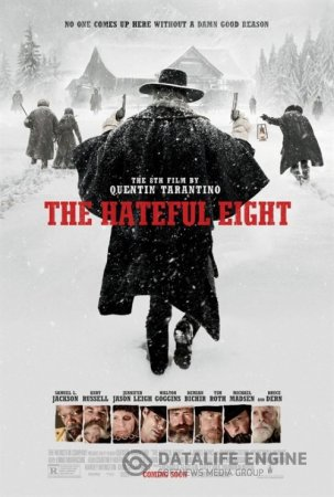 The Hateful Eight 2015 4K UHD 2160p REMUX DCPRip DTS-HD 5.1