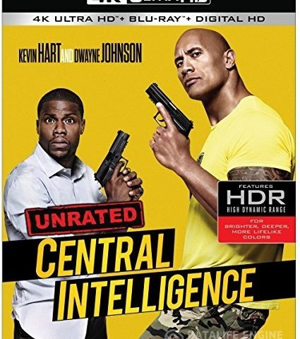 Central Intelligence 2016 UNRATED 2160p 4K UHD BluRay HEVC 10bit DTS-HD 5.1