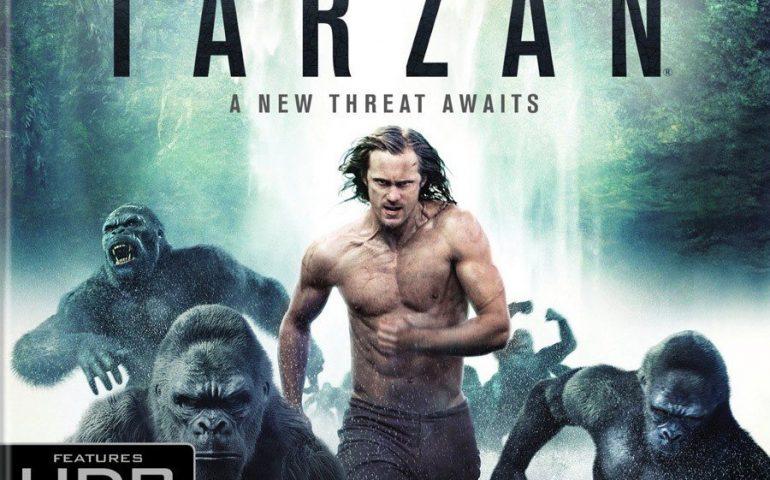 The Legend of Tarzan 2016 2160p 4K UltraHD BluRay x265 HEVC 10bit Dolby Atmos 7.1