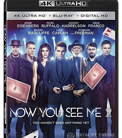 Now You See Me 2 (2016) 2160p 4K UltraHD BluRay x265 10bit DTSHD 7.1
