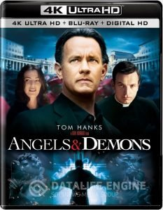 Angels and Demons 2009 [Theatrical Cut] 2160p WEB-DL x264 DTS-HD
