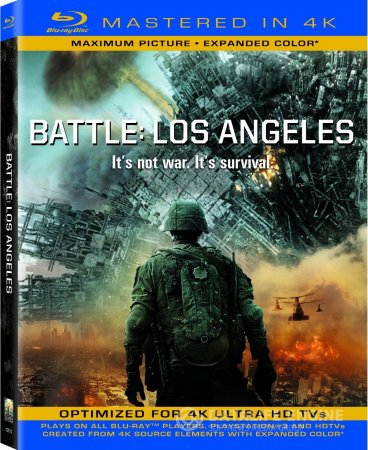 Battle Los Angeles (2011) 4K UHD 2160p WEB-DL x264 DTS-HD
