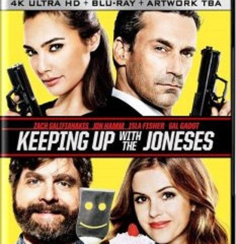 Keeping Up With The Joneses (2016) 2160p 4K UHD x265 10 bits DTSHD-MA 7.1