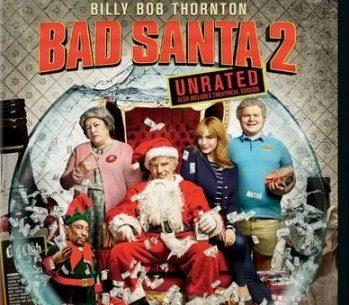 Bad Santa 2 (2016) [UNRATED] 2160p UltraHD Blu-Ray x264 DTS-HD MA - ABI