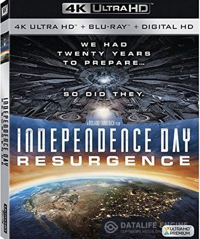 Independence Day Resurgence (2016) 2160p 4K UltraHD BluRay (x265 HEVC 10bit) 2CH AC3