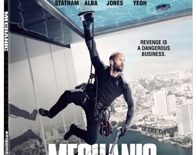 Mechanic: Resurrection (2016) 2160p 4K UltraHD BluRay