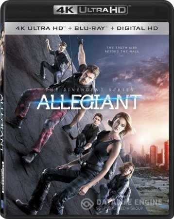 Allegiant (2016) 2160p 4K UltraHD BluRay