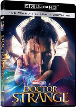 Doctor Strange 2016 4K UltraHD (2160p) HDR 10bit