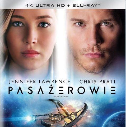 Passengers (2016) 4K Ultra HD 2160P