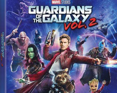 Guardians of the Galaxy Vol. 2 Blu-Ray REMUX 4K Ultra HD 2160P