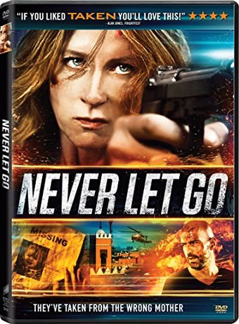 Never Let Go 4k Ultra HD 2160