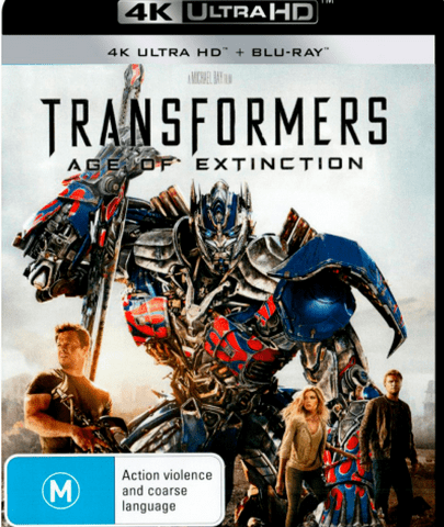 Transformers: Age Of Extinction (2014) [4k Ultra HD]