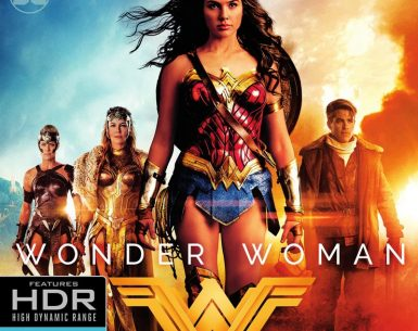 Wonder Woman 2017 HDR 4k Ultra HD 2160P BluRay