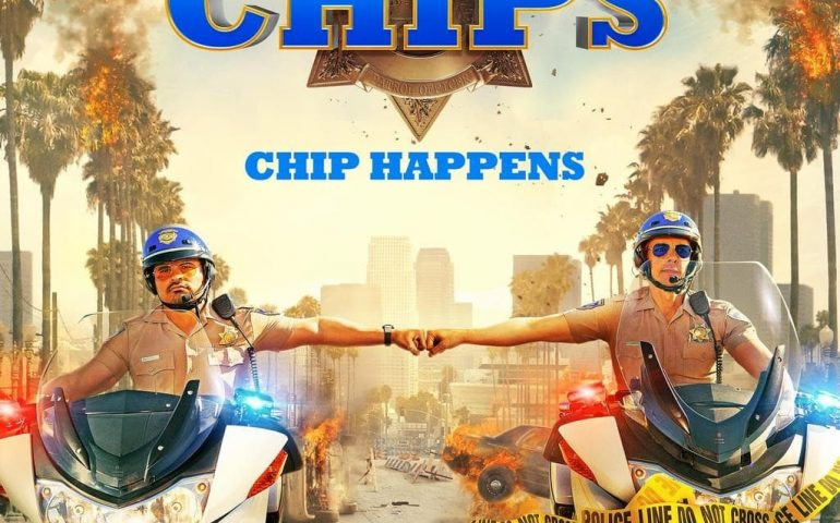 CHIPS 2017 4k UHD 2160p