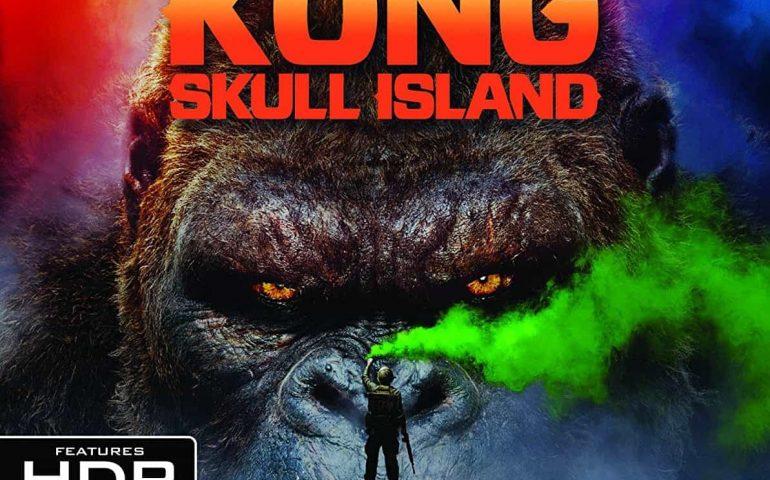 Kong: Skull Island 2017 BluRay 4k