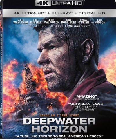 Deepwater Horizon (2016) 4K BluRay 2160P