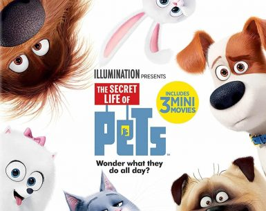 The Secret Life of Pets 2016 Blu-Ray 2160P 4K