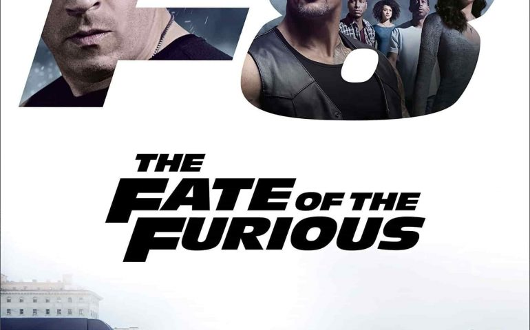 The Fate of the Furious 2017 BluRay 4k Ultra HD