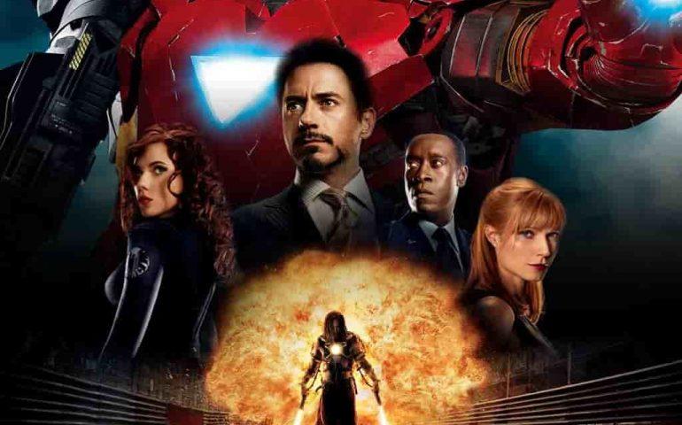 Iron Man 2 4K 2010 Ultra HD 2160p