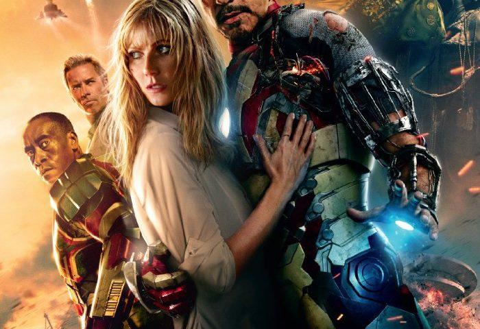 Iron Man 3 4K 2013 Ultra HD 2160P