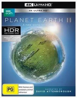 Planet Earth II S01 E04 Deserts 4K 2160p BluRay REMUX
