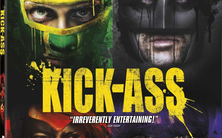 Kick-Ass (2010) BluRay REMUX 4K 2160 Ultra HD