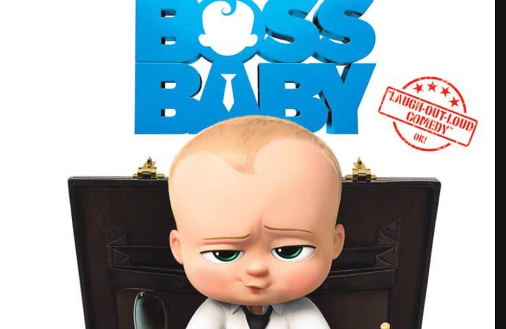 The Boss Baby (2017) 4K 2160P Ultra HD