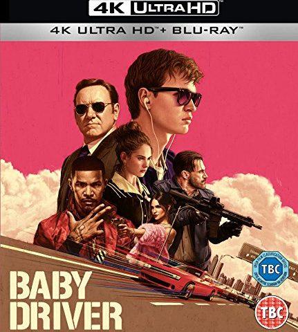Baby Driver (2017) 4K Ultra HD