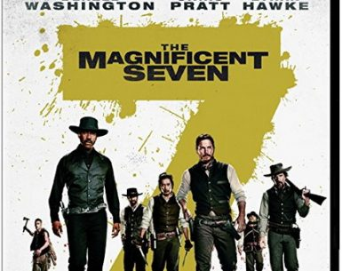 The Magnificent Seven (2016) 4K Ultra HD