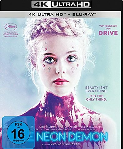 The Neon Demon 2016 4K Ultra HD 2160P
