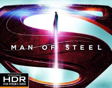 Man Of Steel (2013) 4K Ultra HD 2160p