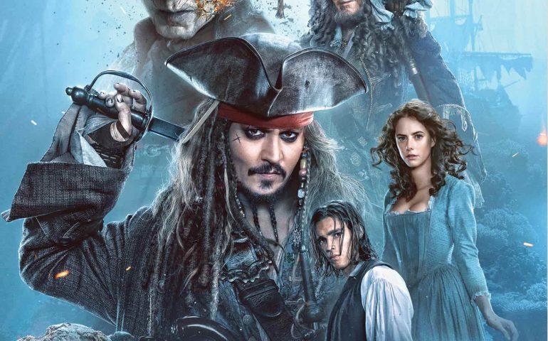 Pirates of the Caribbean Dead Men Tell No Tales (2017) 4k Ultra HD 2160p