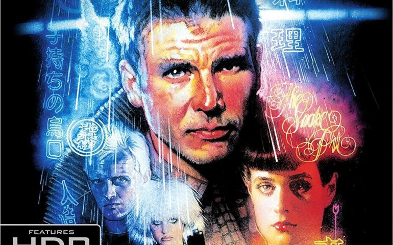 Blade Runner 1982 The Final Cut - 4K UHD