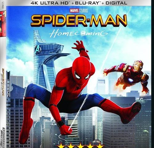 Spider-Man Homecoming (2017) 4k Ultra HD 2160p