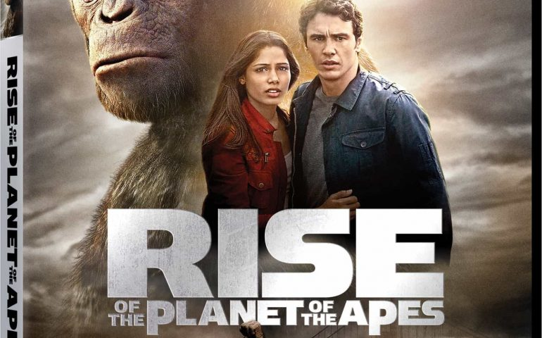 Rise of the Planet of the Apes (2011) 4K Ultra HD