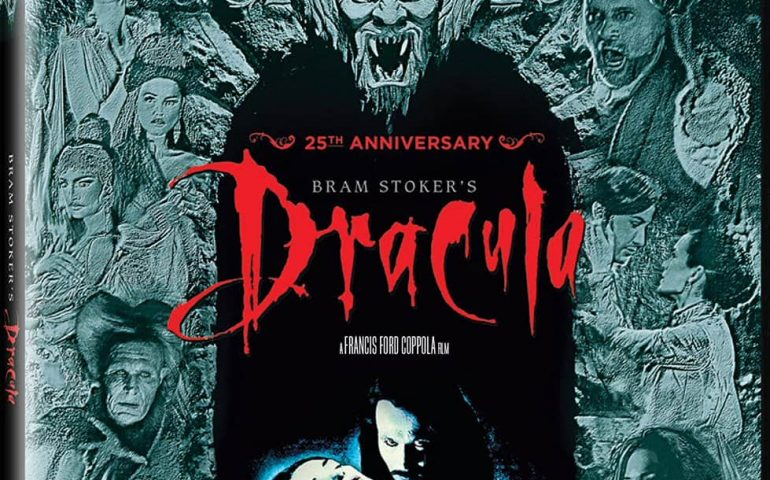 Bram Stokers Dracula (1992) 4K Ultra HD 2160P Blu-Ray
