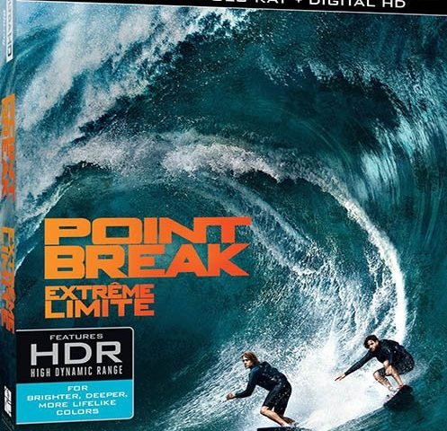 Point Break (2015) 4K Ultra HD 2160 Remux