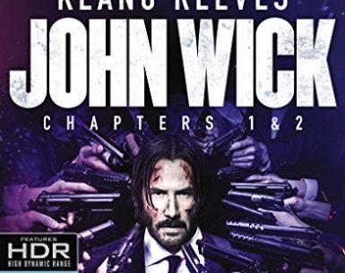 John Wick 2014 / John Wick: Chapter 2 2017 4K Ultra HD Blu-Ray