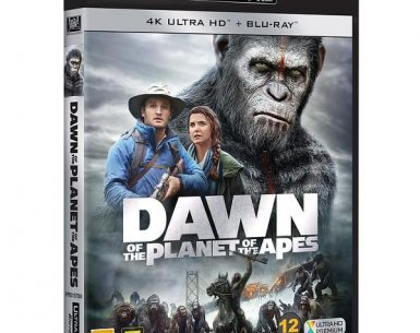 Dawn of the Planet of the Apes (2014) 4k Ultra HD