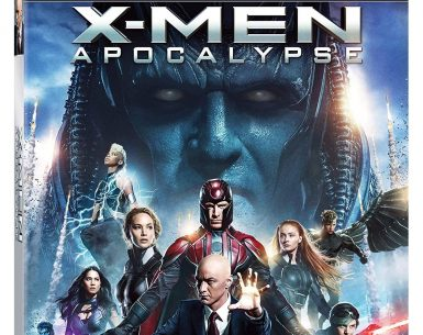X-Men Apocalypse (2016) 4K Ultra HD
