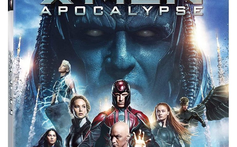 X-Men Apocalypse (2016) 4K Ultra HD