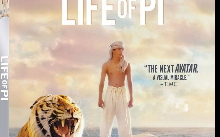 Life of Pi 2012 4K Ultra HD Blu-Ray