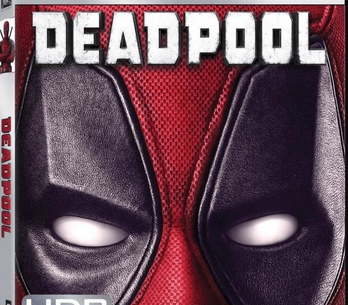 Deadpool 2016 2160p movie in 4K UHD DTS HDMA 7.1