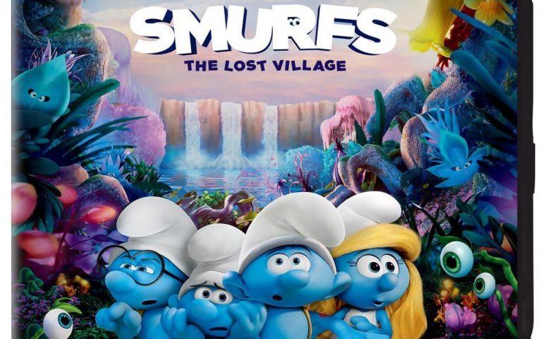 Smurfs The Lost Village (2017) 4K Ultra HD Blu-Ray