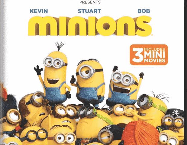 Minions (2015) 4K Ultra HD 2160p