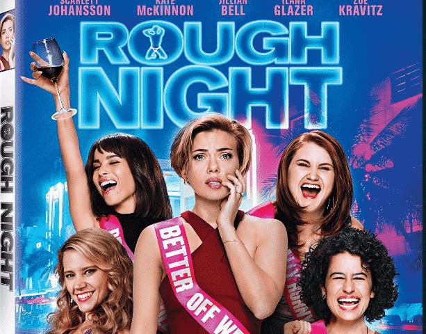 Rough Night (2017) 4K Ultra HD REMUX