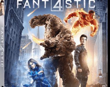 Fantastic 4 (2015) 4K 2160p Ultra HD Blu-Ray